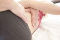 Osteopathische Behandlungen in der Praxis in München-Moosach