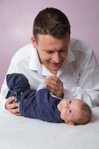 Baby Osteopathie - Osteopathische Behandlungen in der Praxis in München