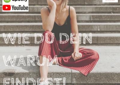 WIE DU DEIN WARUM FINDEST! – feat. Marilena Berends
