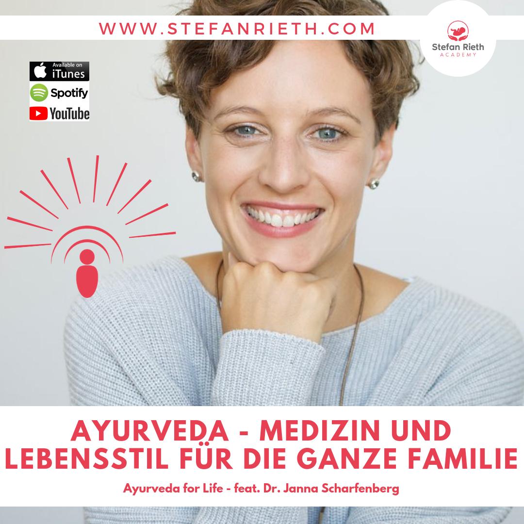 AYURVEDA – MEDIZIN UND LEBENSSTIL FÜR DIE GANZE FAMILIE