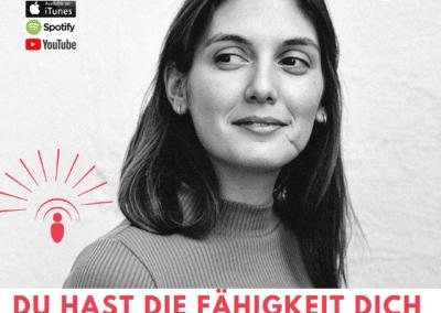 DU HAST DIE FÄHIGKEIT DICH ZU HEILEN