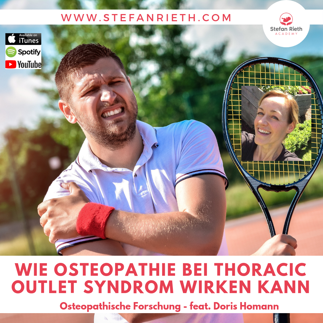 WIE OSTEOPATHIE BEI THORACIC OUTLET SYNDROM WIRKEN KANN