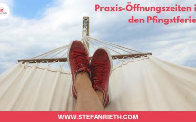 Öffnungszeiten in den bayrischen Pfingstferien