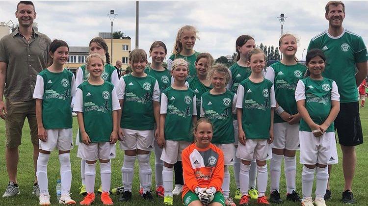 PROUD SPONSOR – Partner des Sports, Partner des TSV Allach 09