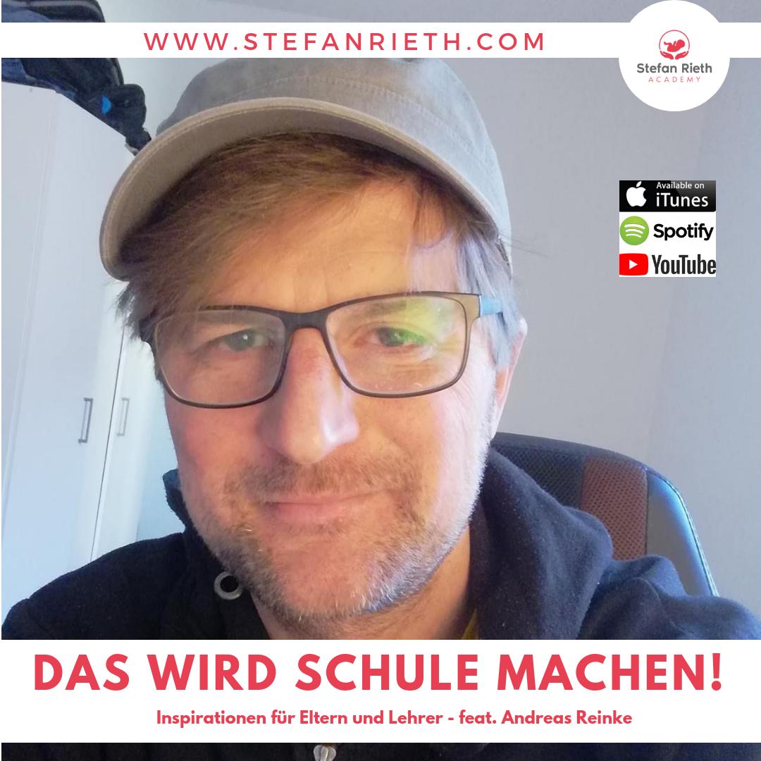 DAS WIRD SCHULE MACHEN – feat. Andreas Reinke