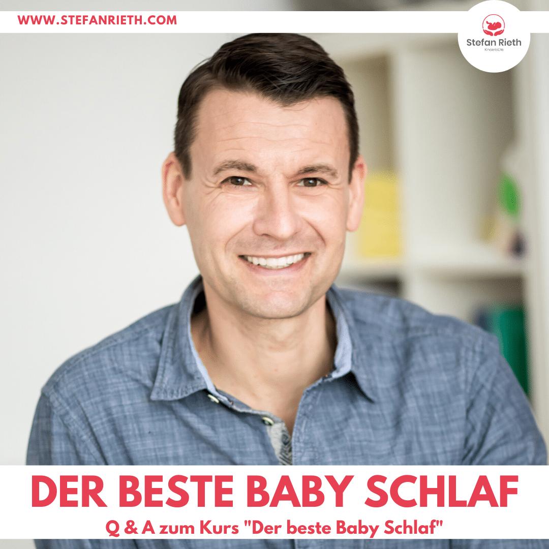 💥Q & A zum Online Kurs – Der beste Schlaf für Babys und Kinder