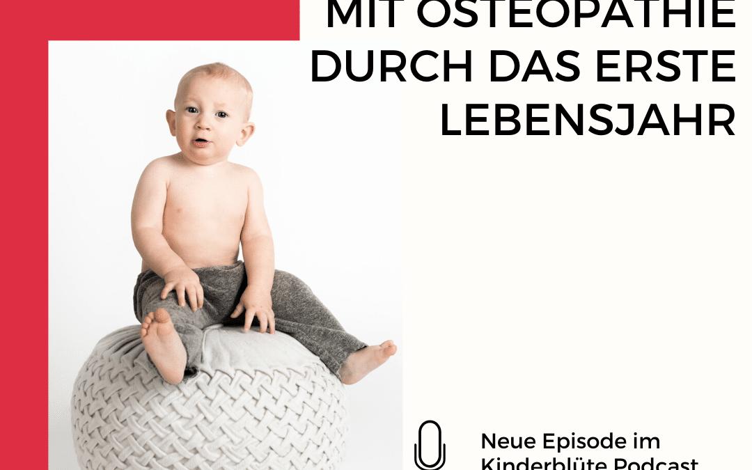 MEIN BESTES 1. JAHR – MIT KINDER OSTEOPATHIE DURCH DAS ERSTE LEBENSJAHR