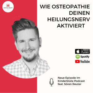 Wie Osteopathie deinen Heilungsnerv aktiviert