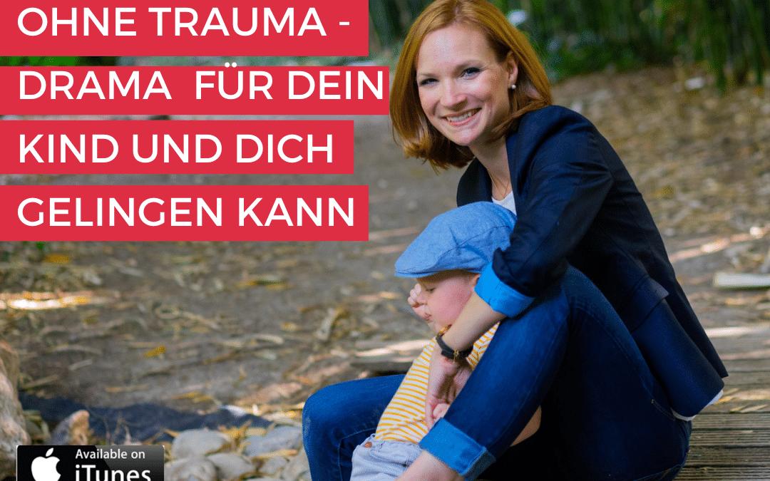Wie die erste  Eingewöhnung ohne Trauma -Drama  für dein Kind und dich gelingen kann